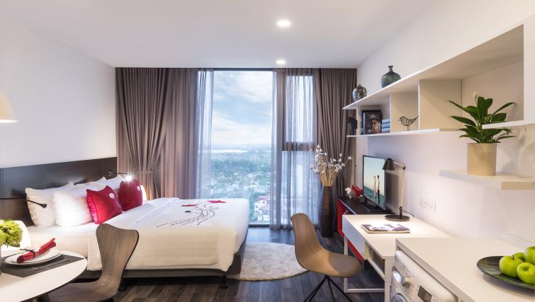 Studio executive at Somerset West Point Hanoi Apartments - Citybase Apartments