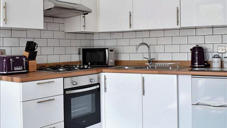 Kitchen at Hampstead Apartment - Citybase Apartments