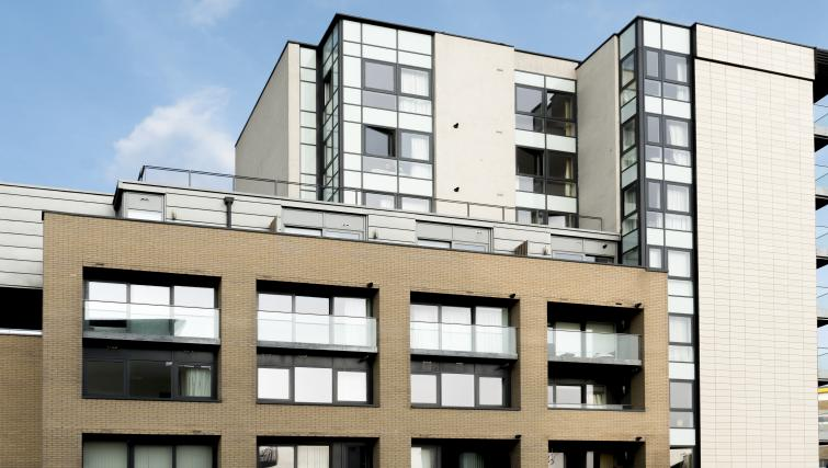 Building at Flying Butler Limehouse - Citybase Apartments