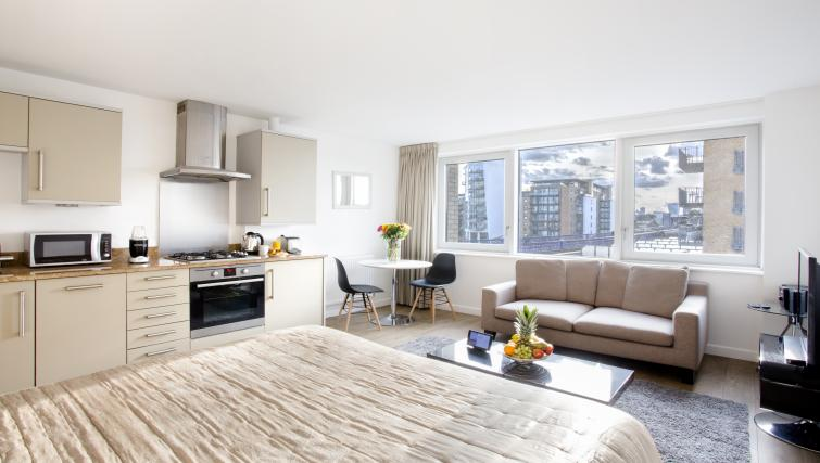 Studio 2 at Flying Butler Limehouse - Citybase Apartments
