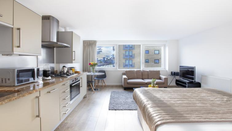 Studio at Flying Butler Limehouse - Citybase Apartments