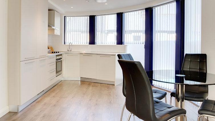 Kitchen at Linton Apartments - Citybase Apartments