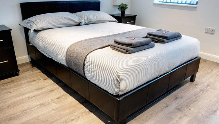 Bedroom at Linton Apartments - Citybase Apartments