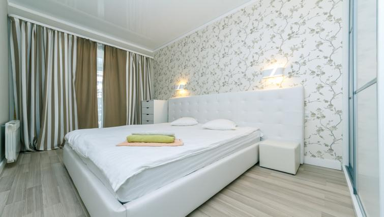Bedroom at Darvina Apartment - Citybase Apartments