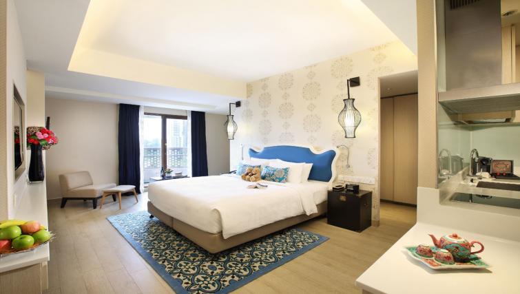 Studio at Village Hotel Katong, Singapore - Citybase Apartments