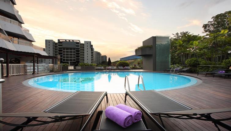 Pool at Village Hotel Katong, Singapore - Citybase Apartments