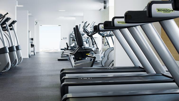 Gym at Pullman Dubai Jumeirah Lakes Towers - Citybase Apartments