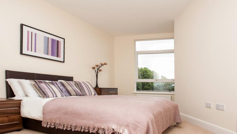 Bedroom at PSF Apartments - Citybase Apartments