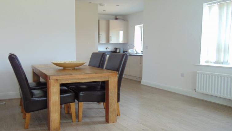 Dining room at the Maidenhead Apartment - Citybase Apartments