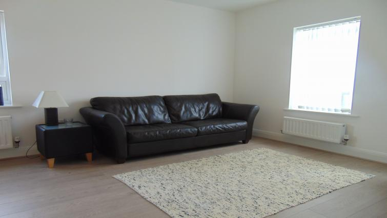 Living room at the Maidenhead Apartment - Citybase Apartments