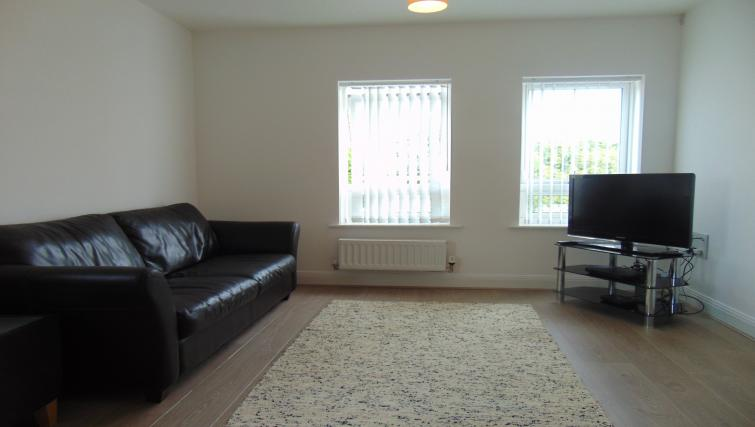 Living area at the Maidenhead Apartment - Citybase Apartments