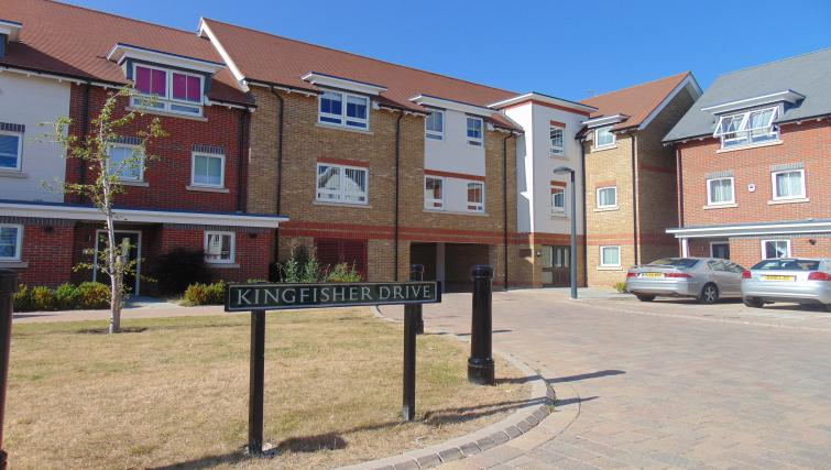 Exterior at the Maidenhead Apartment - Citybase Apartments