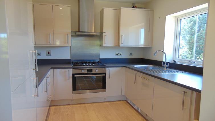 Kitchen at the Maidenhead Apartment - Citybase Apartments