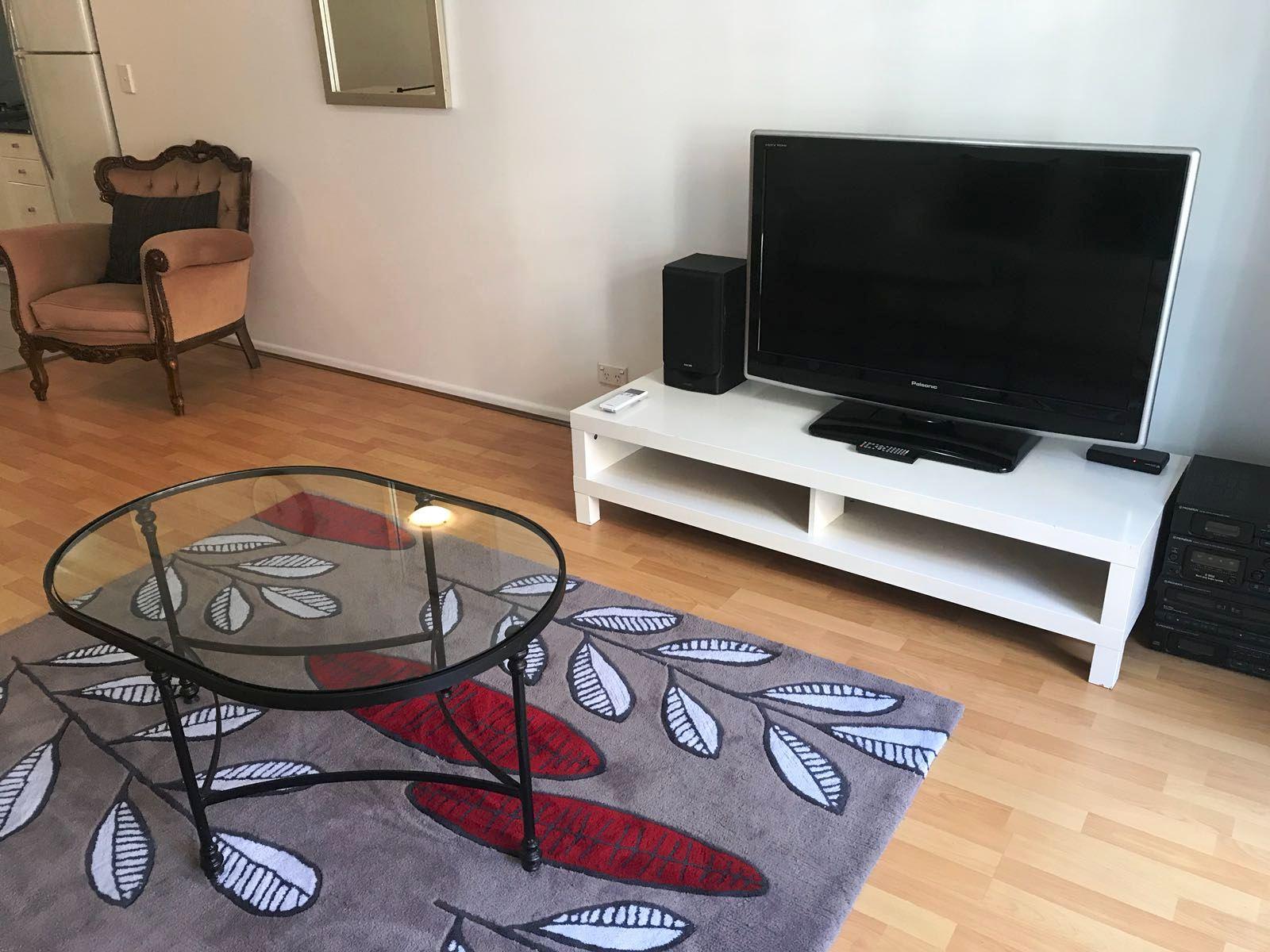 TV at Mid Town Sydney Apartments - Citybase Apartments