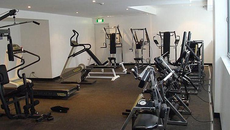 Gym at Mid Town Sydney Apartments - Citybase Apartments