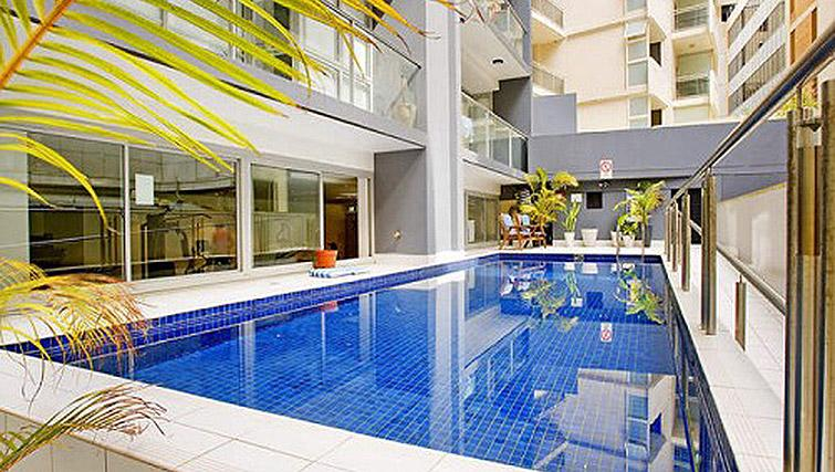 Pool at Mid Town Sydney Apartments - Citybase Apartments