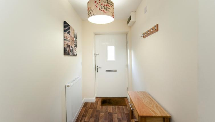 Entrance at DBS The Coach House Apartment - Citybase Apartments