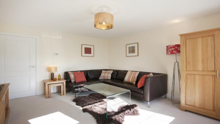 Sofa at DBS The Stretton House - Citybase Apartments