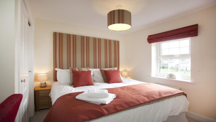 Bedroom at DBS The Stretton House - Citybase Apartments