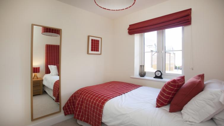 Single bedroom at DBS The Stretton House - Citybase Apartments