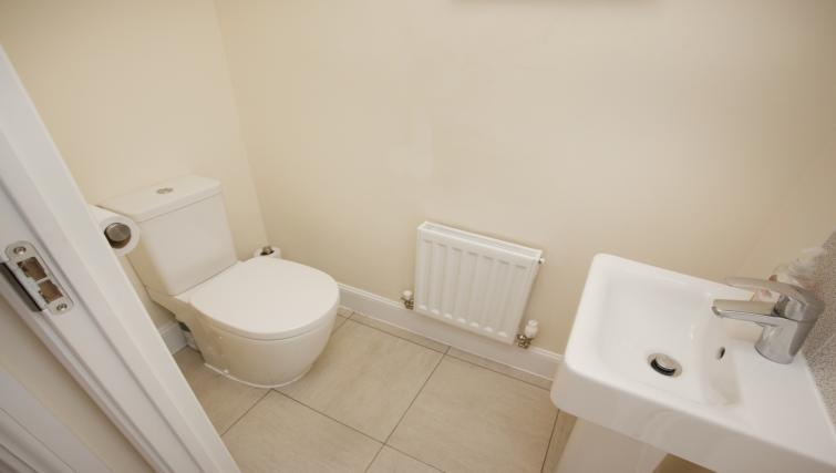 WC at DBS The Stretton House - Citybase Apartments