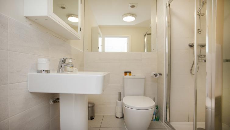 Bathroom at DBS The Stretton House - Citybase Apartments