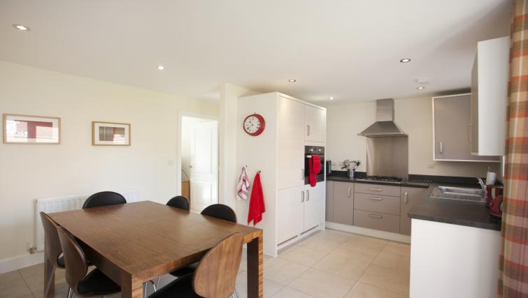 Kitchen at DBS The Stretton House - Citybase Apartments