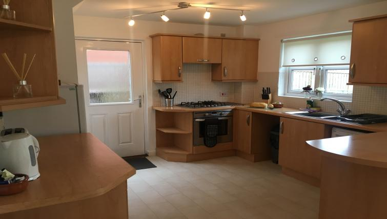 Kitchen at Brambling House - Citybase Apartments