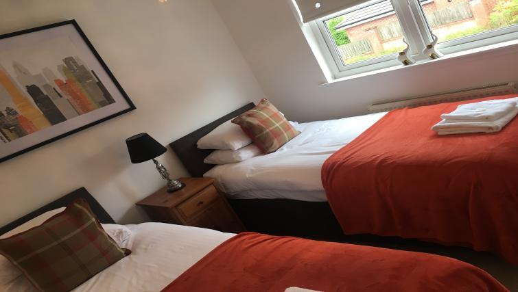 Bedroom at Brambling House - Citybase Apartments