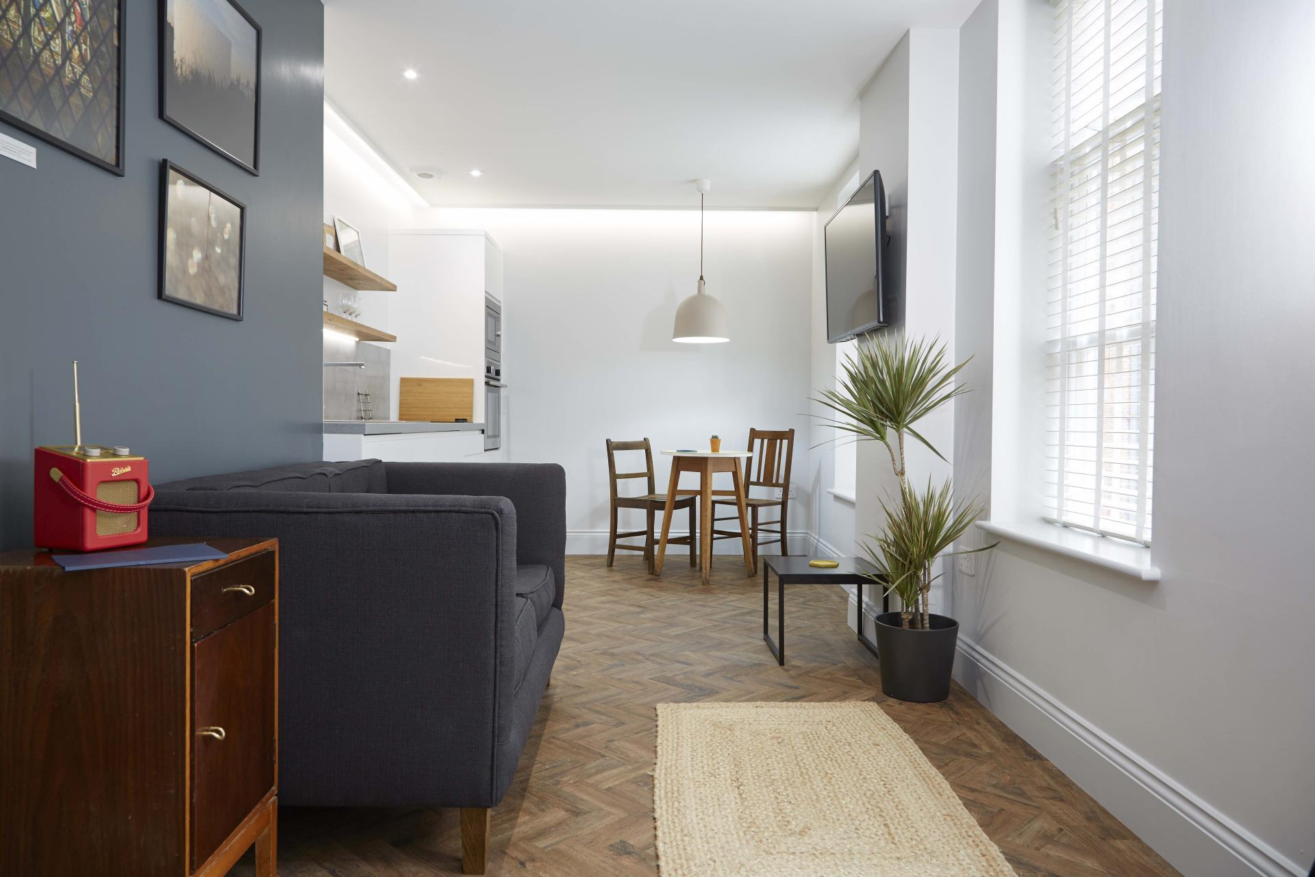 Plant at the Hideout Hotel Hull - Citybase Apartments