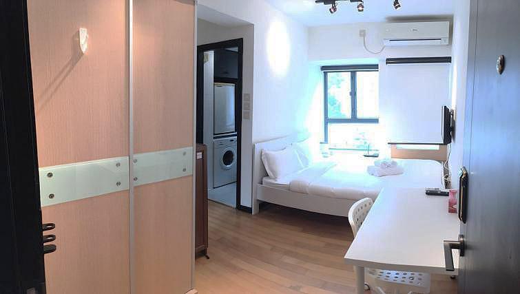 Studio at Dash Serviced Suites Wanchai - Citybase Apartments