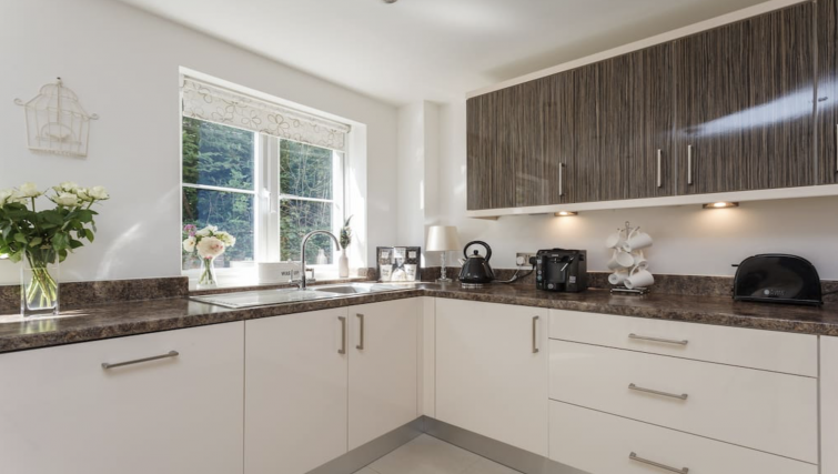 Kitchen at Highgrove House - Citybase Apartments