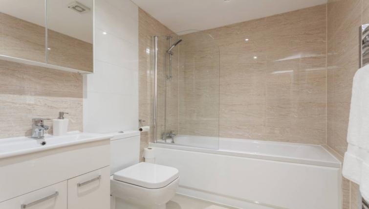 Bathroom at Highgrove House - Citybase Apartments