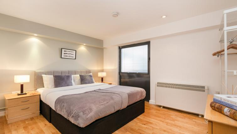 Bedroom at Maida Vale Aparthotel - Citybase Apartments