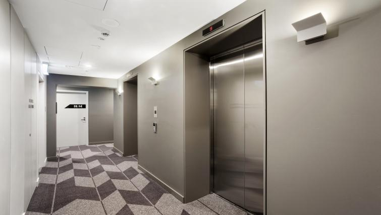 Lifts at Platinum City Serviced Apartments - Citybase Apartments