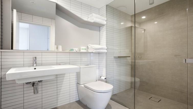 WC at Platinum City Serviced Apartments - Citybase Apartments