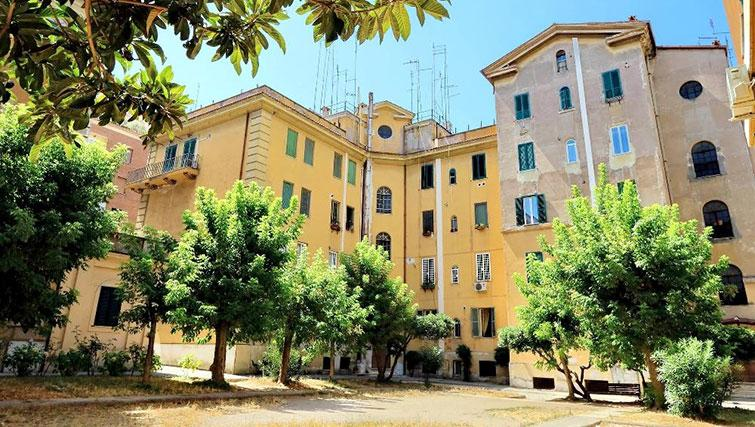 Outside of Magnagrecia Apartments - Citybase Apartments