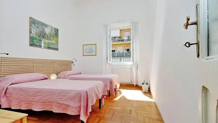 Second bedroom at Magnagrecia Apartments - Citybase Apartments