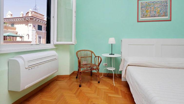 Double bedroom at Magnagrecia Apartments - Citybase Apartments