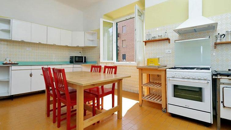 Kitchen at Magnagrecia Apartments - Citybase Apartments