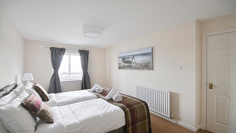 Bedroom at the Rowallan Residence - Citybase Apartments