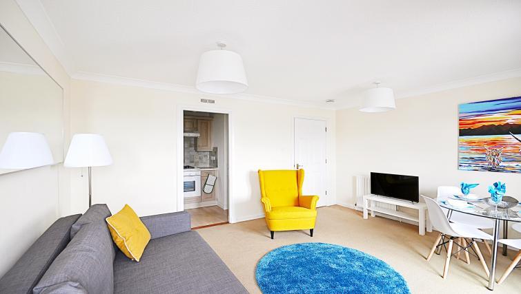 Furnishings at the Rowallan Residence - Citybase Apartments