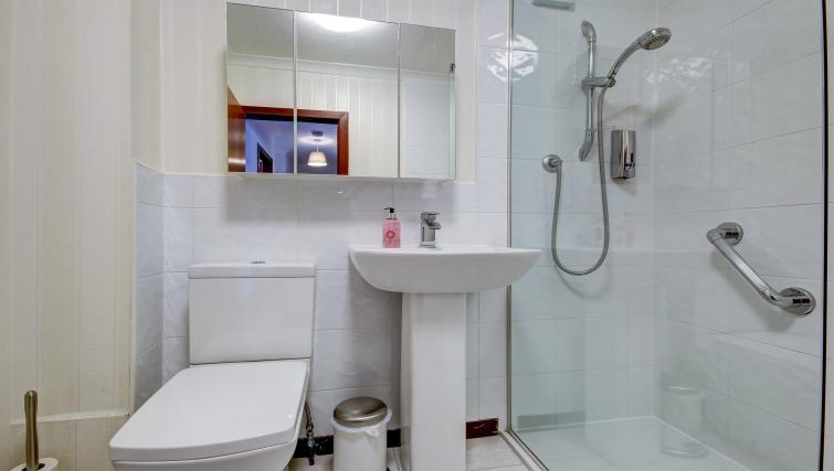 Bathroom at the Maryfield Residence - Citybase Apartments