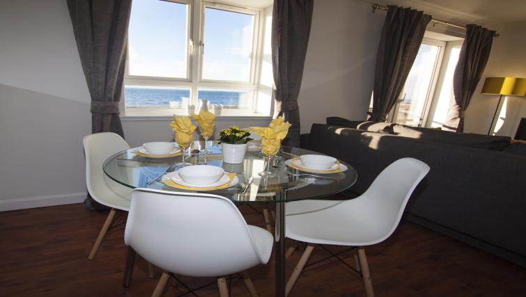 Dining table at the No 37 Apartment - Citybase Apartments