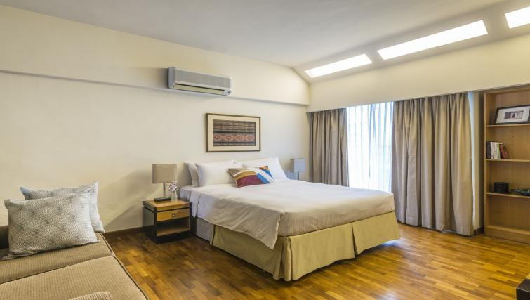 Bedroom at Orchard Point Serviced Apartments, Singapore - Citybase Apartments