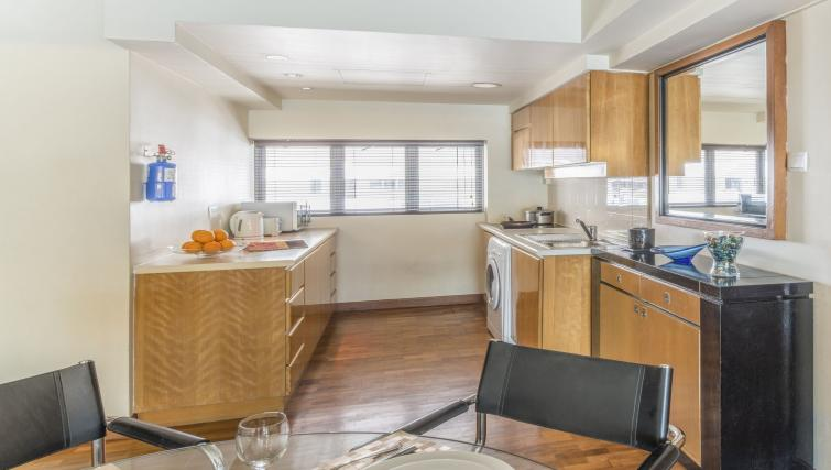 Kitchen at Orchard Point Serviced Apartments, Singapore - Citybase Apartments