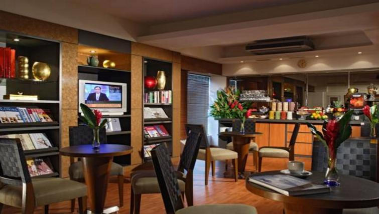 Communal area at Orchard Point Serviced Apartments, Singapore - Citybase Apartments