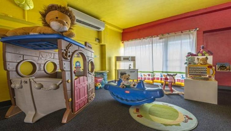 Kids room at Orchard Point Serviced Apartments, Singapore - Citybase Apartments