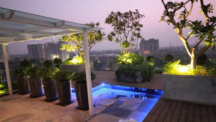 Rooftop at Harvia Suites - Citybase Apartments