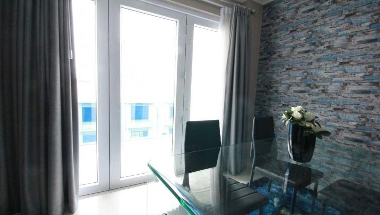 Balcony at Harvia Suites - Citybase Apartments